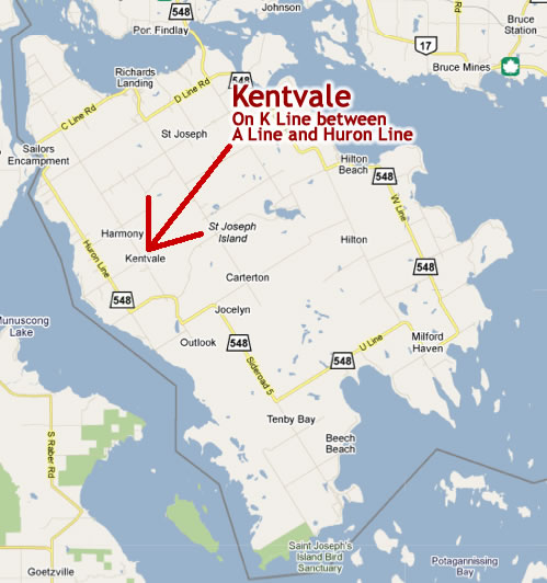 St Joseph Island Ontario Map Kentvale Home Hardware Building Centre   About Kentvale